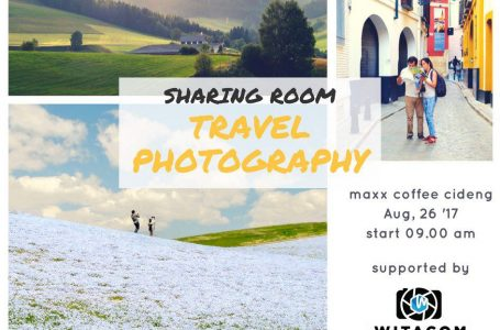 5th Sharing Room: Travel Photography